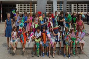 Einschulungsfeier der Grundschule